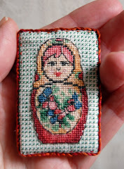 Tiny Russian Doll