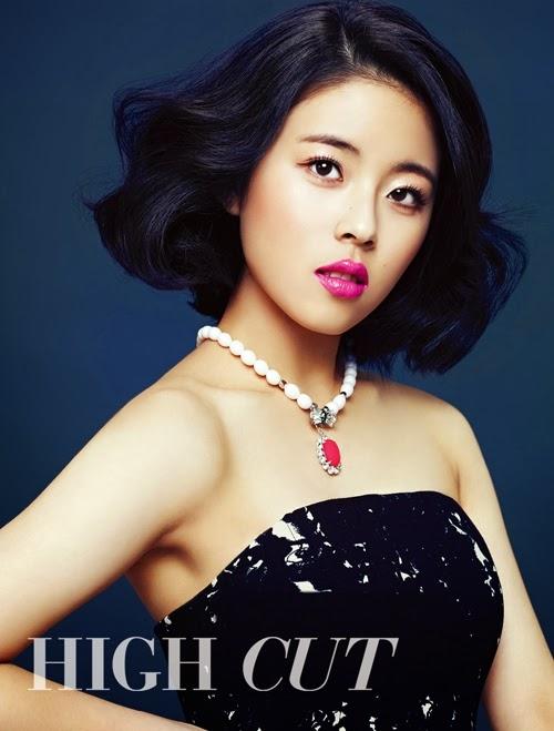 Dohee Tiny-G - High Cut Magazine Vol.115