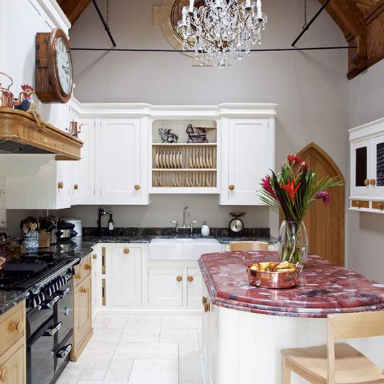 Un cl sico renovado la chandelier decorar tu casa es for Kitchen ideas 2010