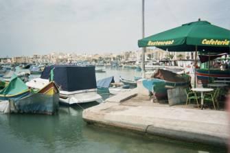 Uosto cafeteria Malta