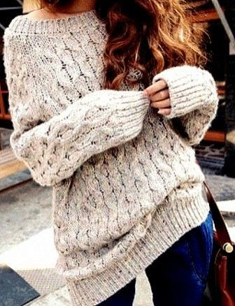 12 Beautiful women sweaters
