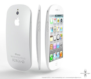 Apple I phone 5 2012