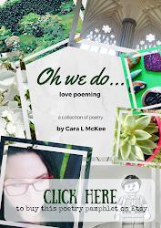 Buy my poetry on Etsy!