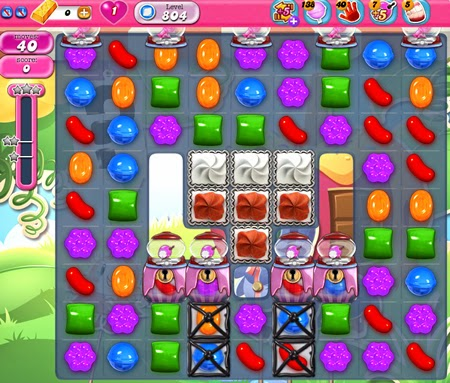 Candy Crush Saga 804