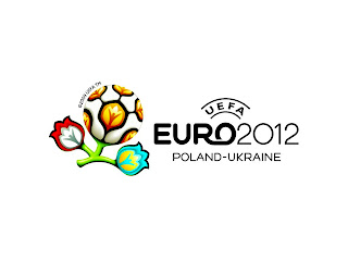 Euro 2012 Cup Logo HD Wallpaper