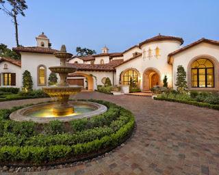 model rumah minimalis ala spanyol