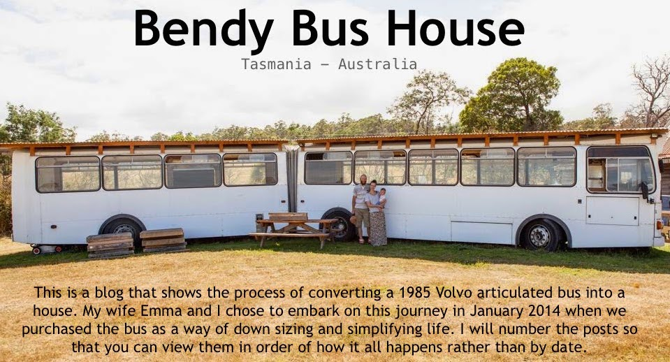 Bendy Bus House