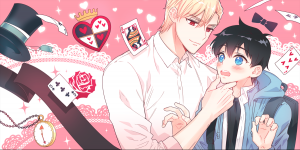 Eoleunnalaui Alice Manga
