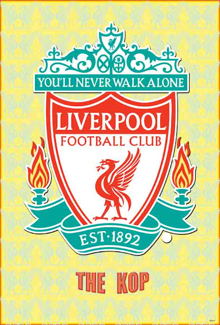 Logo Liverpool Poster