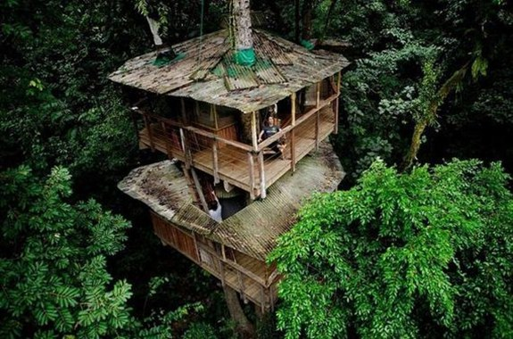 Eco-friendly Finca Bellavista Treehouse — Costa Rica