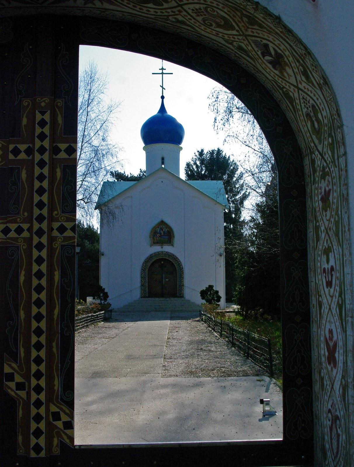 Bosquets et beautés russes
