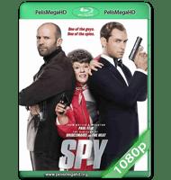 SPY: UNA ESPIA DESPISTADA (2015) HDRIP 1080P HD MKV INGLÉS SUBTITULADO