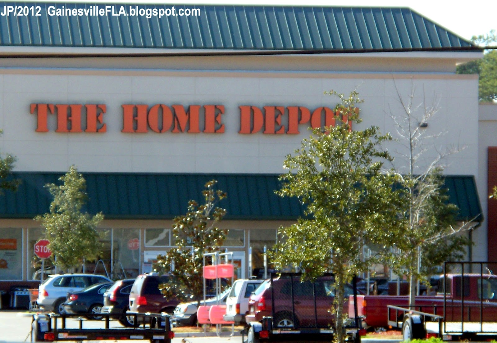 Gainesville florida alachua university restaurant dr for 7 home depot