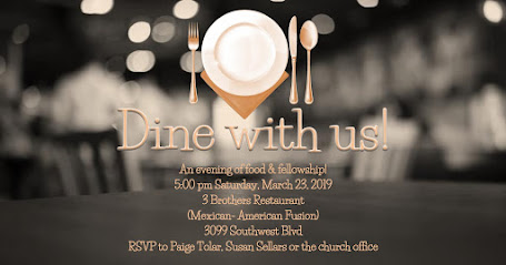 Dine with us!