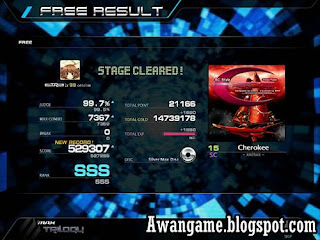 DJ Max Trilogy game
