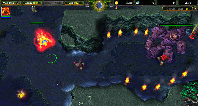 Dota 6.75 Changelogs, Beta 5 download, Roshan Improvement and more 2