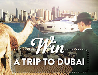 MrGreen - Win a trip to Dubai 2012