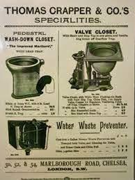 John Crapper's toilet
