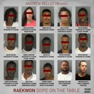 Raekwon-Dope_on_the_Table-(Bootleg)-2011
