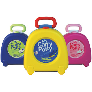 My Carry Potty travel potty