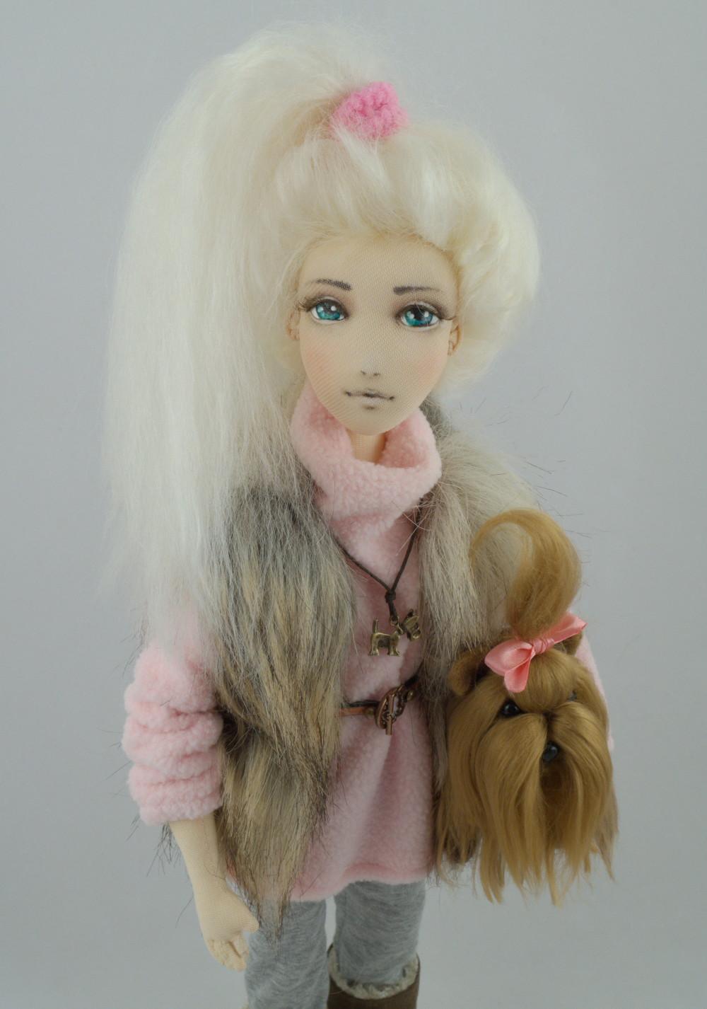 Реалистичная кукла юля 9 фотография