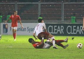 Video Indonesia Vs Qatar