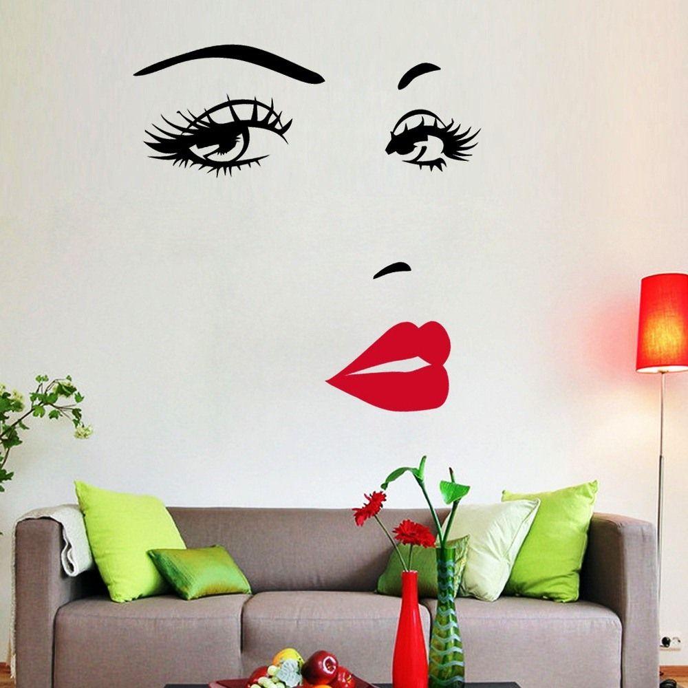 Wallpaper Dinding Ruang Tamu Marlyn Monroe