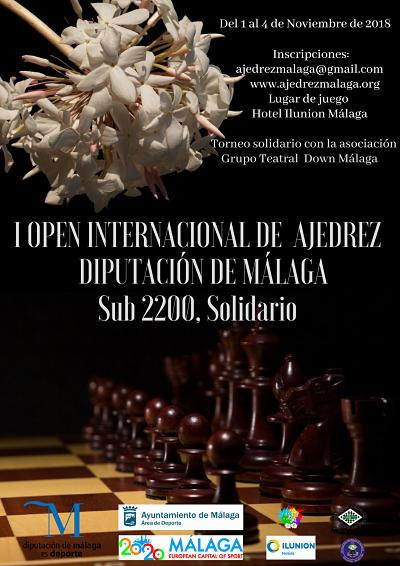 I Open Diputación de Málaga