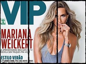 Mariana Weickert Nua Em Fotos Da Vip De Fevereiro