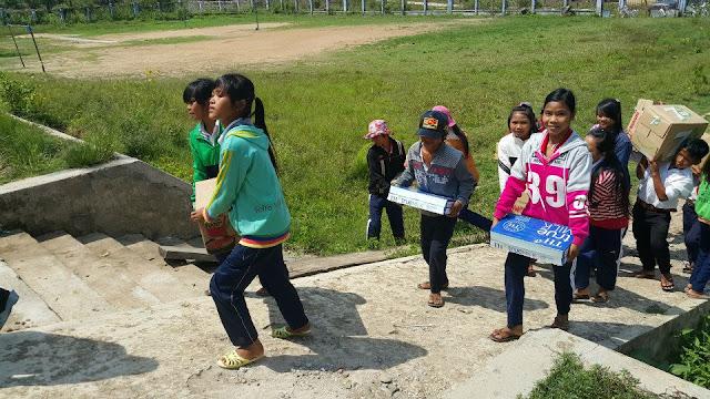 Hội từ thiện Vietnamsmile - từ thiện bác ái Ninh Thuân