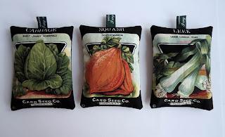 cabbage lavender sachet