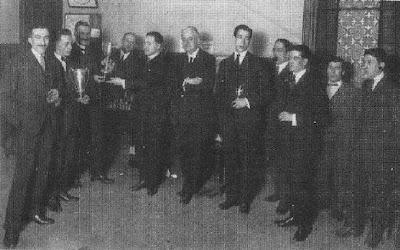 Reparto de premios del Campeonato de Cataluña de 1923