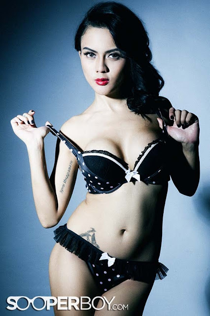 Anggita Sari New Photo Shoot 2013 - Ada Yang Asik