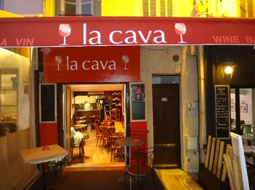 La Cava in Le Suquet, Cannes
