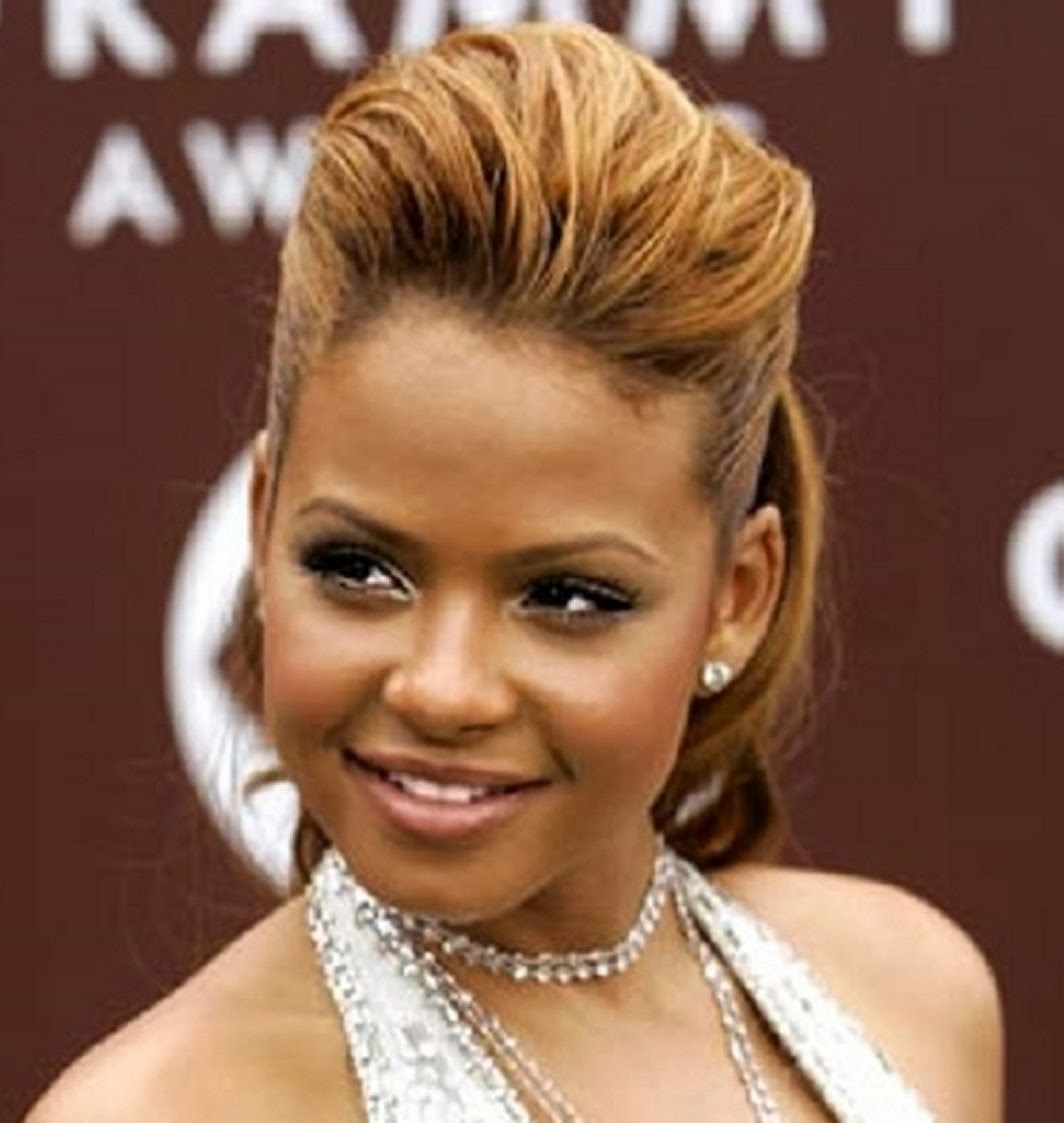 Good Short Hairstyles for African-American Women