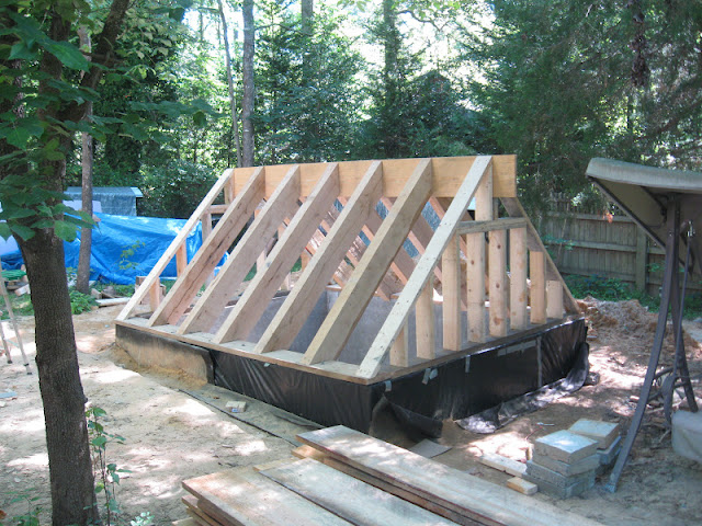 how to make a root cellar from an old freezer
