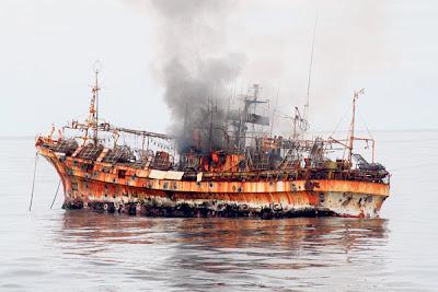 Ghost Ship Ryou-un Maru