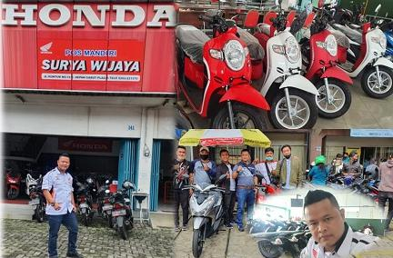 Surya Wijaya Motor Honda
