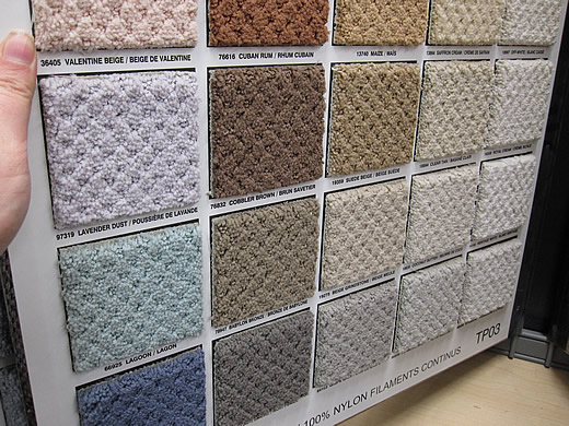 Jessica home depot carpet installation