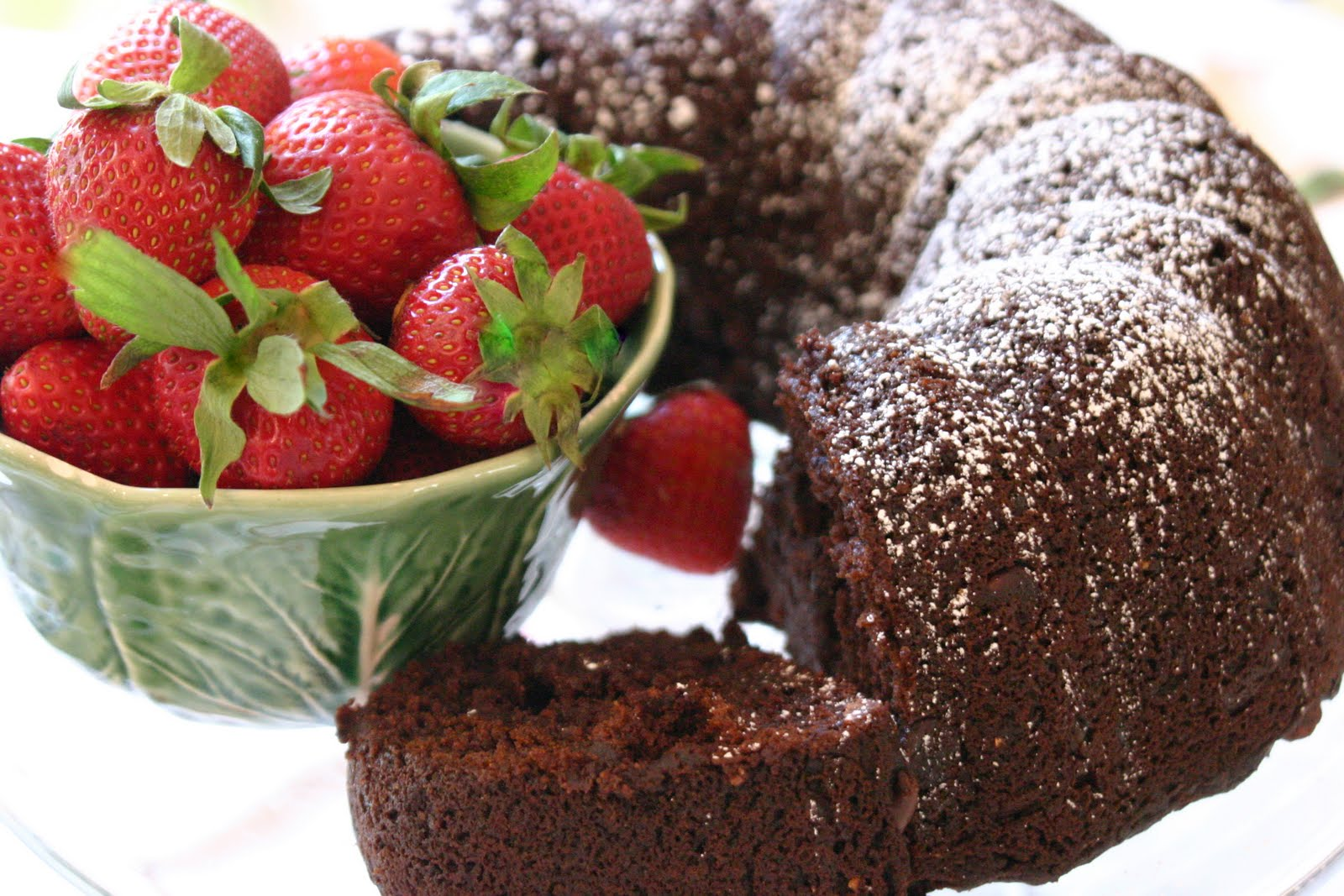 The Best and Easiest Chocolate Cake Ever - Shine Your Light