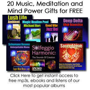 Get 3 mind power Mp3s for FREE in the Sound Transformation kit. A unique blend of stunning relaxation and meditation music, special frequencies, brainwave entrainment and binaural beats