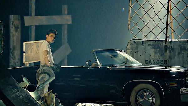 JYJ Back Seat Jaejoong