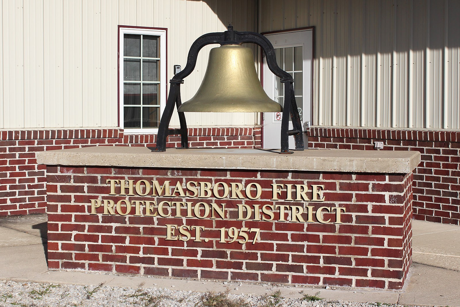 Illinois champaign county thomasboro - Thomasboro Fire Protection District 101 North Church Street Thomasboro Illinois Champaign County Established In 1957 Their Original Station Was