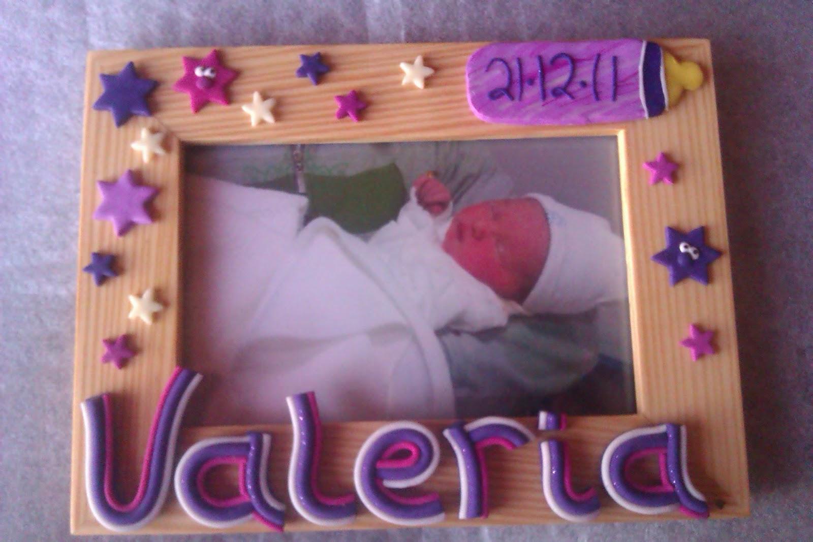 MANUALIDADES CON FIMO Y +: Marcos de fotos recién nacido :)