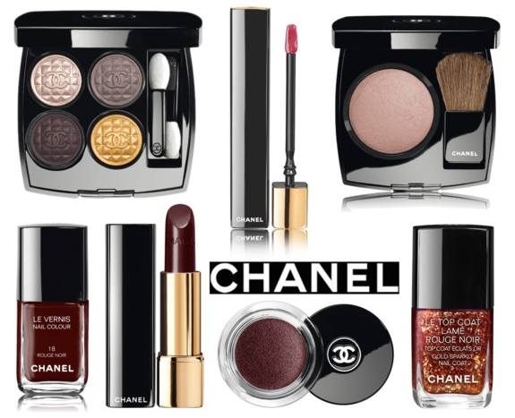 Chanel Holiday Collection 2015