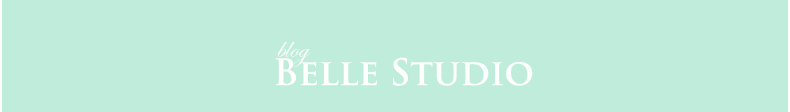 blog ♥ BELLE STUDIO ♥