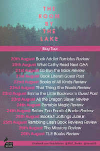 Blog Tour - The Room by the Lake