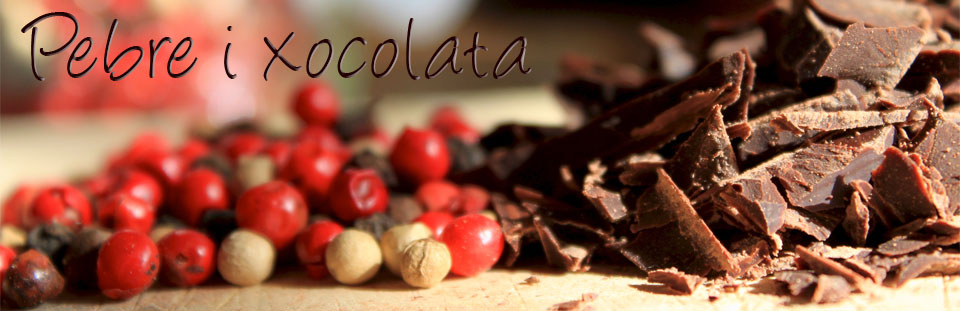 Pebre i xocolata