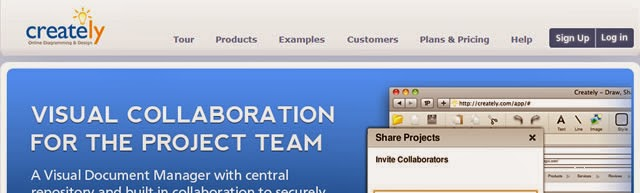 Creately – Collaborative Online Diagram Software