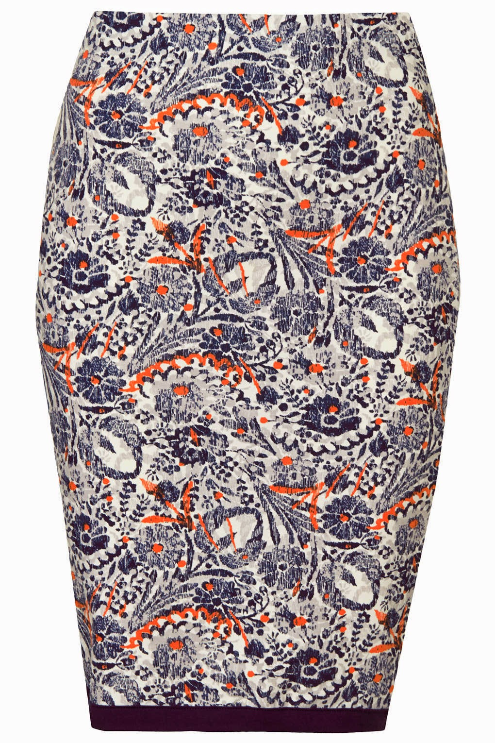 patterned tube skirt